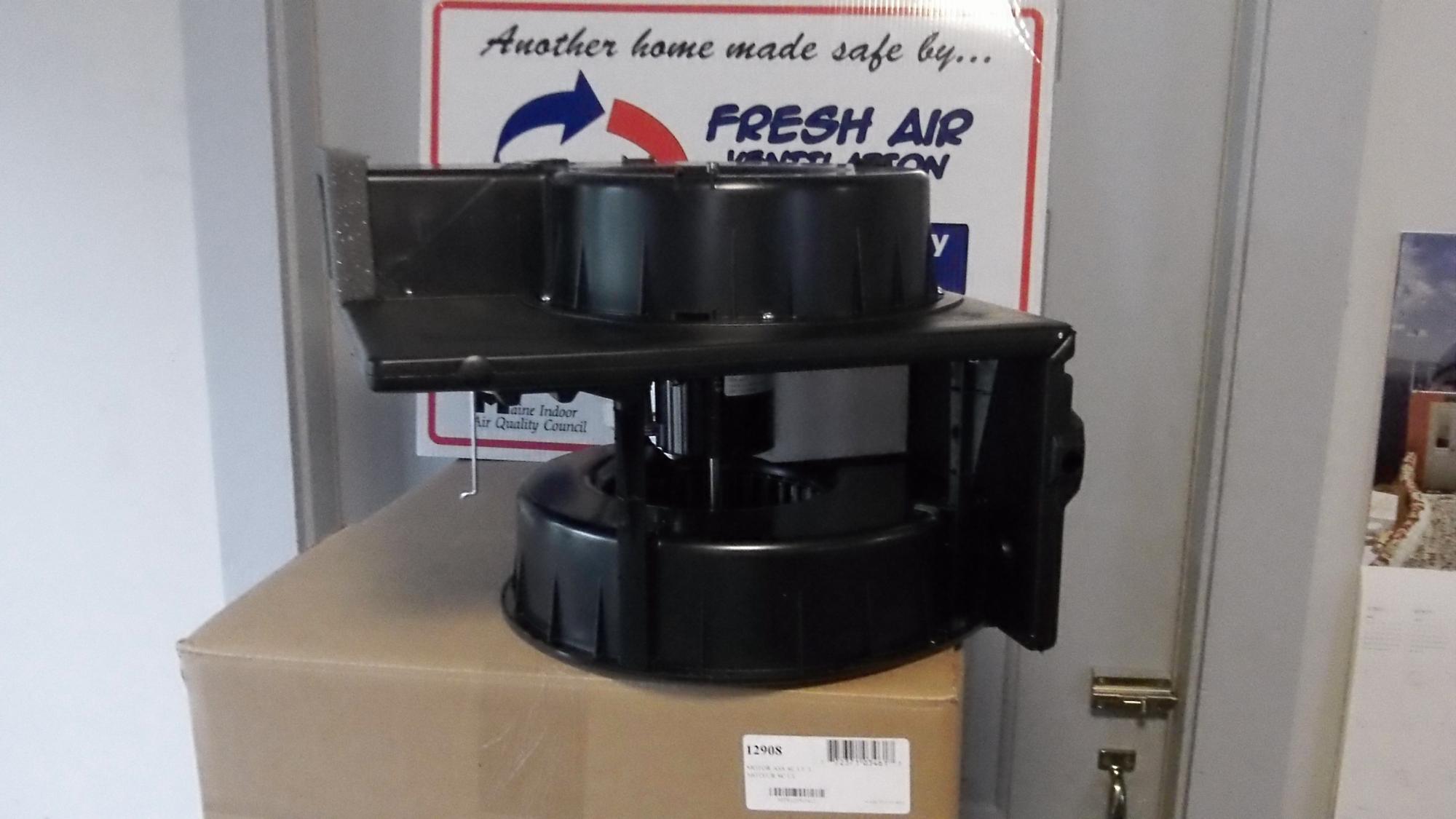 Fresh Air Ventilation Systems LLC- Lewiston, ME